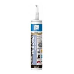 Adhesivo de alta resistencia Blanco 290 ml