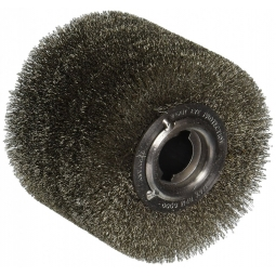 Cepillo redondo de alambre de acero inoxidable