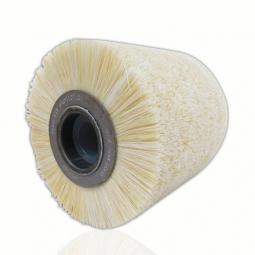 Cepillo redondo de fibra