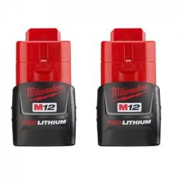 Kit de bateria M12 REDLITHIUM