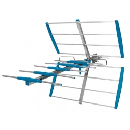 Antenas HDT, 8 elementos