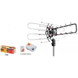 Antena aerea giratoria para exterior