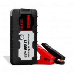 Arrancador de baterías jumper 12000 mAh