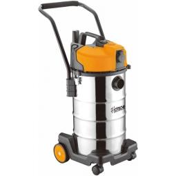 Aspiradora industrial de polvos y líquidos 4ol 1200w