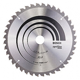 Sierra circular para corte de madera 12
