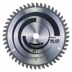 Sierra circular para corte multimaterial 7-1/4