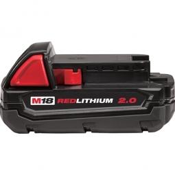 Batería REDLITHIUM 2.0 M18