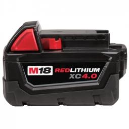 Batería REDLITHIUM 4.0 M18