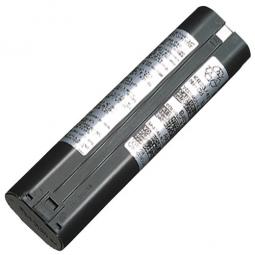 Batería 9.6 V 1.3 Ah niquel cadmio (Ni Cd)