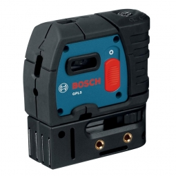Nivel laser de 5 puntos