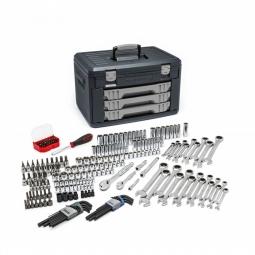 Set de herramientas mecánicas 232 pzas.
