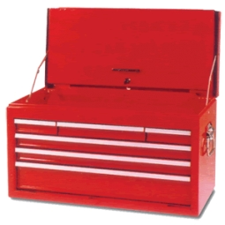 Caja de herramienta de 6 cajones