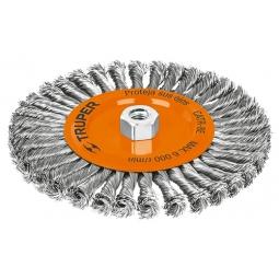Carda para esmeriladora angular circulares,