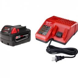 Cargador para baterías de litio M18