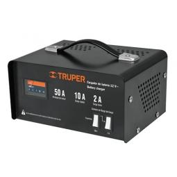 Cargador de baterías, 50 A, 12 volts