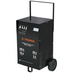 Cargador de baterías, 140 A, 12 volts