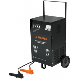 Cargador de baterías, 200 A, 12 volts