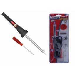 Cautín tipo lápiz 30 W con accesorios