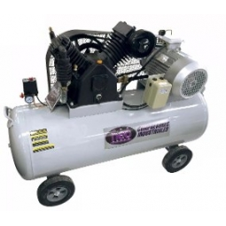 Compresor sin Aceite 24 lts, 3/4HP, 116PSI