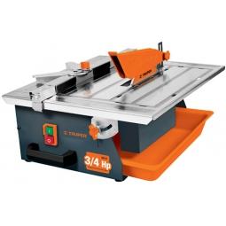 Cortadora de azulejo de mesa electrica 3/4 HP
