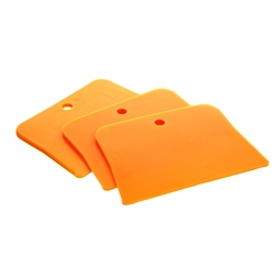 Cuña de plástico (bolsa con 3 piezas)