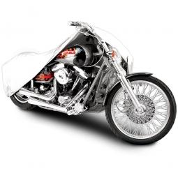 Cubierta para moto grande