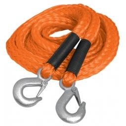 Cuerdas con gancho para remolque 3.5m