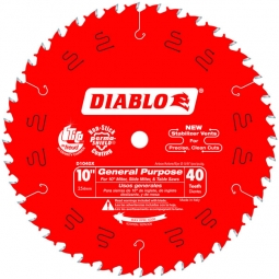 Disco de sierra circular 10