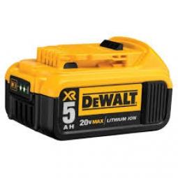 Bateria XR lithium max de 20V 5.0Ah