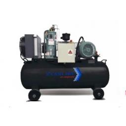 Compresor tornillo expuesto 5 HP, 160 litros