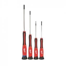Desarmadores de precisión 4PC