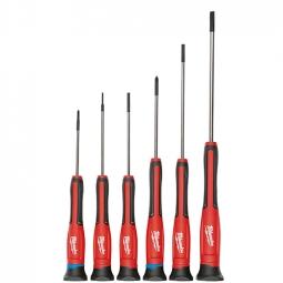 Desarmadores de precisión set w 6PC