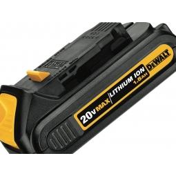 Batería de 20V MAX de Ión de Litio 1.5Ah