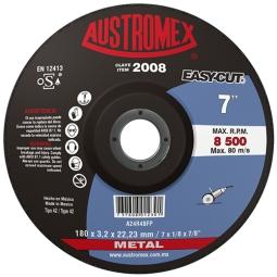 Disco para corte de metal 7