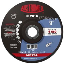 Disco para corte de metal 9