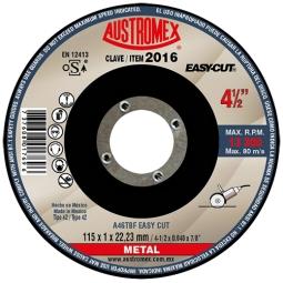 Disco para corte de metal - SP 4-1/2