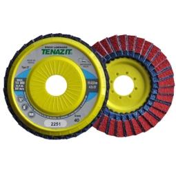 Disco laminado Zirconio+Ceramico de 4-1/2