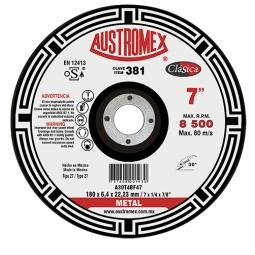 Disco para desbaste de metal 7
