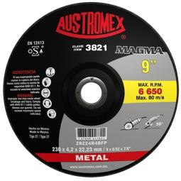 Disco para desbaste de metal 9