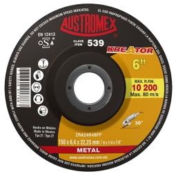 Disco para desbaste de metal 6
