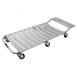 Cama de aluminio para mecanico 40
