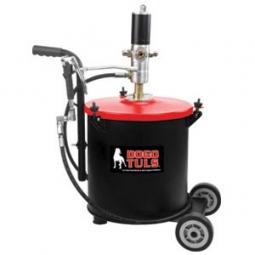 Engrasador neumatico 15 K con ruedas