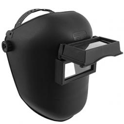 Careta para soldador lente movil