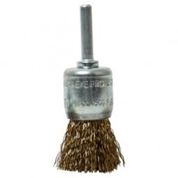 Cepillo de alambre para acabado 17mm