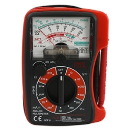 Multimetro analogo 500 volts