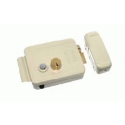 Cerradura electrica 321 c/boton derecha