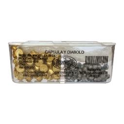 Estuche capsula-diábolo 2000 4.5 50/5