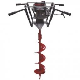 Perforadora con motor a gasolina 6.5 Hp