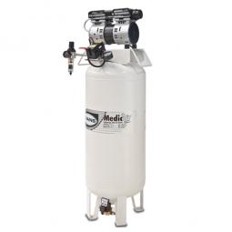 Compresor de aire MedicAir 1 Hp 90 L