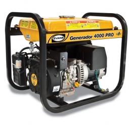 Generador de 4,000 W motor de 7.5 HP